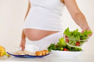 Хранителен режим за бременни
