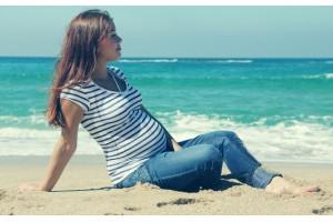 5 правила за лека лятна бременност