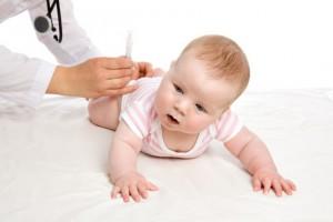 Следобедното ваксиниране при бебетата протича по-леко