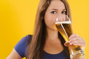 Ползата от бирата за кожата, косата и ноктите