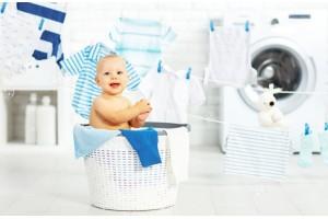 Как да перете безопасно детските дрешки?