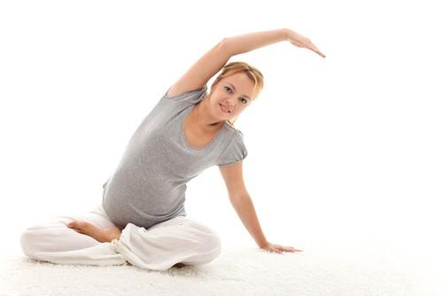 Упражненията по време на бременност намаляват риска от секцио