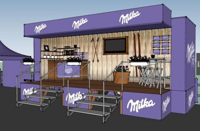 Milka организира Фестивал на нежността