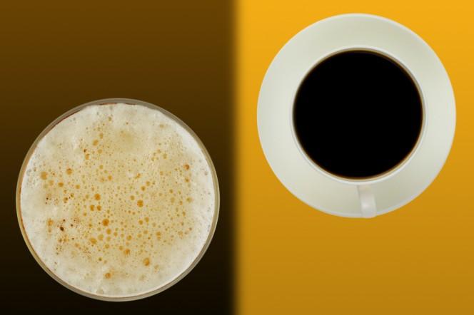 Бирата влияе по-добре на гените от кафето
