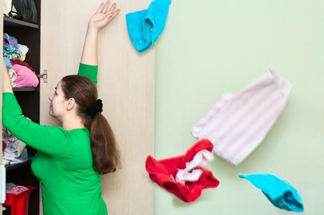 Пролетно почистване за гардероба и душата