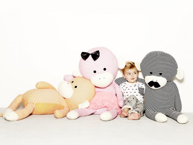 River Island създаде модна линия за малчугани