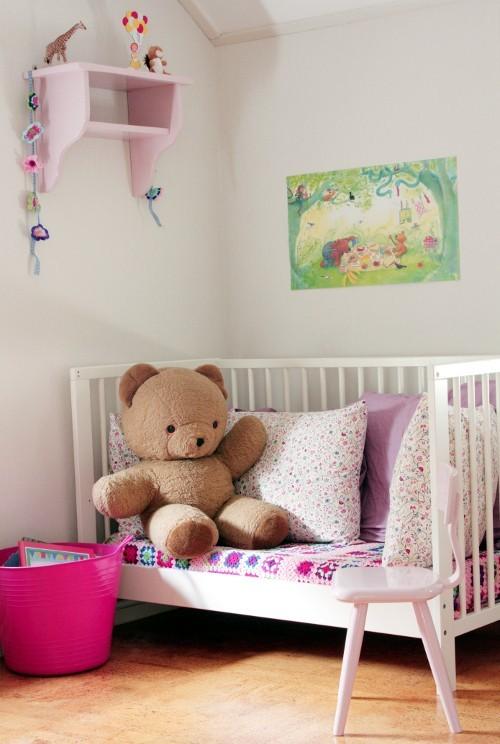 10 идеи за старото бебешко легло