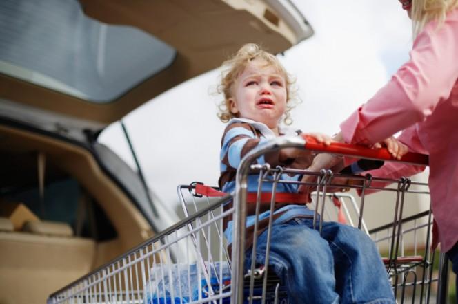 Трябва ли да купуваш на детето всичко, което поиска?