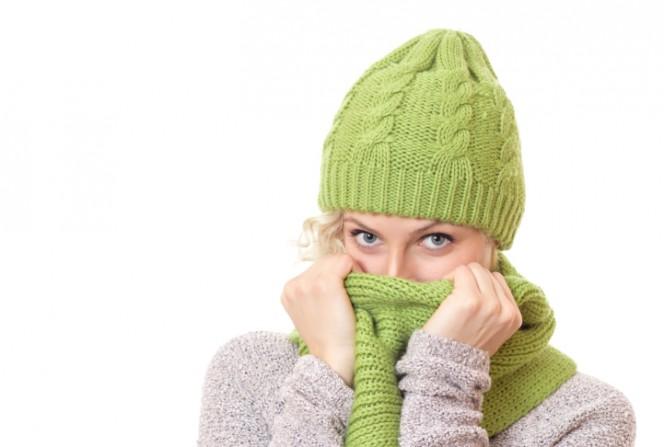 Топлият нос предпазва от хрема