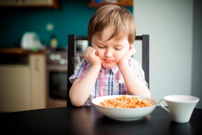 Като деца не можем да усетим истинския вкус на някои храни