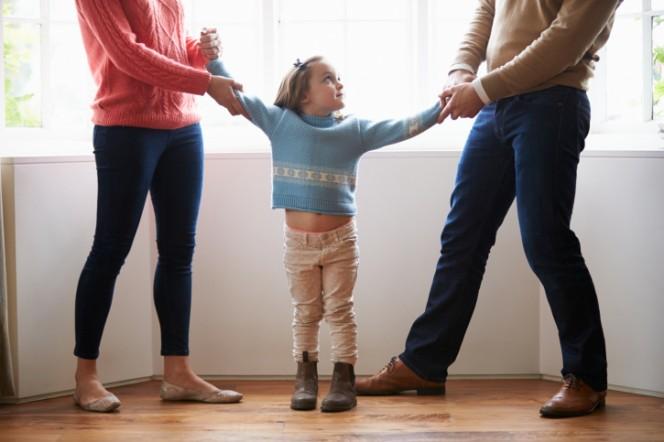 Децата след развода