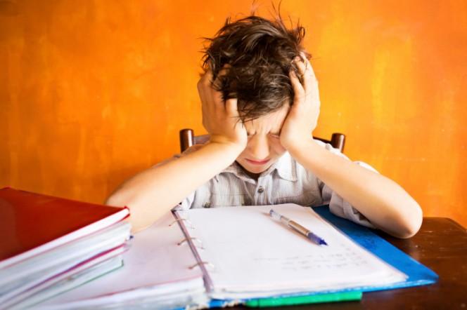 Защо детето не си пише домашните