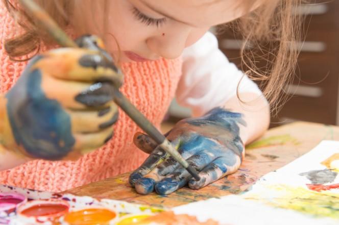 Арт терапия за деца при психоемоционални проблеми
