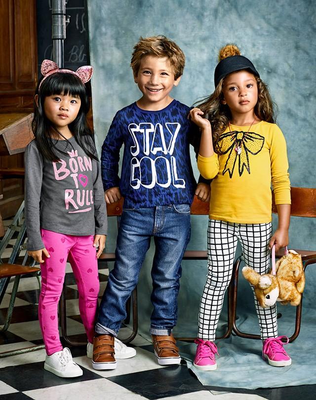 Нова колекция от H&M за старта на учебната година