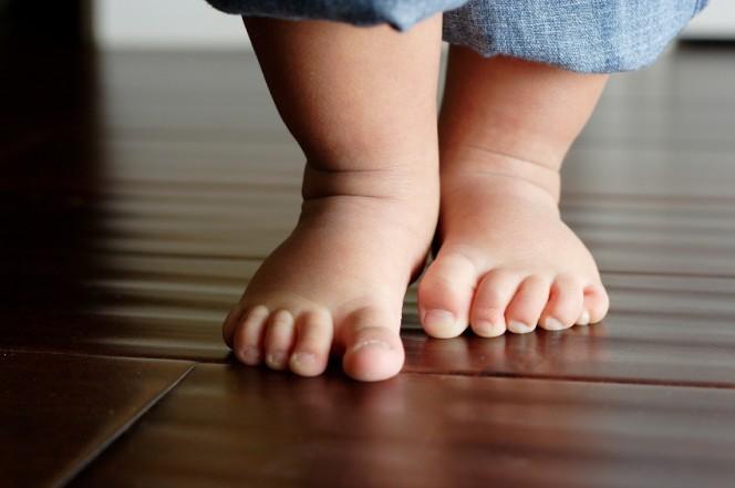 Врастнали нокти при децата