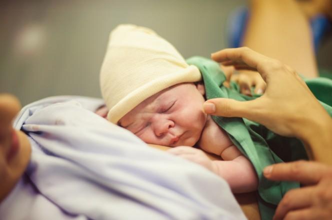 Като на кино - какво знаем за раждането?