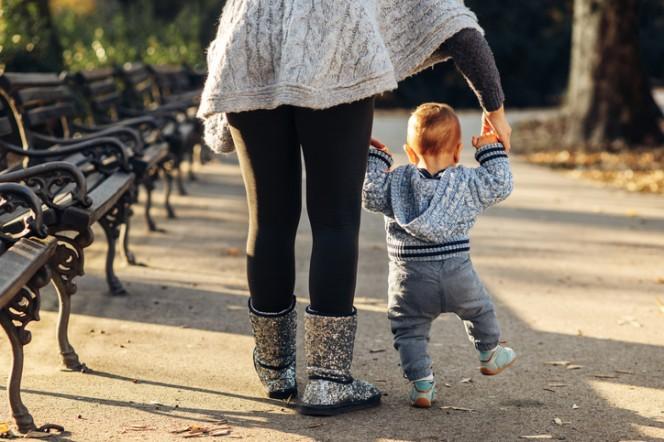 Есен е. Как да обличаме детето?