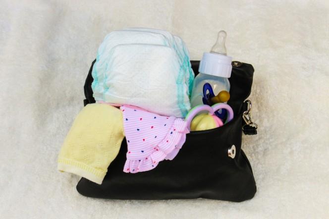 Какво да сложим в бебешката чанта?