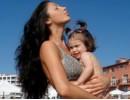 Биляна Йотовска хвърли пъпа на дъщеря си в  Дубай