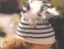 Бебешки шапки