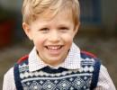 Детска мода 2013 от Oscar de la Renta