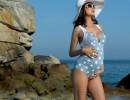 Бански костюми за бременни от Cache Coeur