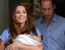 Кралското бебе се казва Джордж Алекзандър Луис