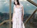 Сватбена рокля за бременна