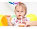 Първият рожден ден на бебето