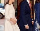 Кръщенето на принц Джордж