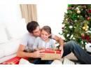 Татковците са най-щедри на Коледа