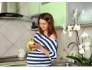 Храненето по време на бременност има значение за теглото на децата