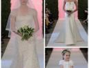 Сватбени рокли от Oscar de la Renta за пролет-лято 2015