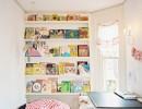 Кът за четене в детската стая