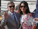 Ролята на баща на близнаци малко плаши Джордж Клуни