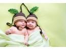Жена роди близнаци с два месеца разлика