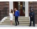 Уилям и Кейт показаха дъщеря си