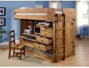 Бюро и легло, 2 в 1