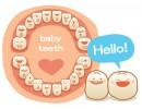 Грижа за млечните зъби