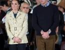 Кейт Мидълтън и принц Уилям в Канада