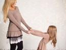 Майки и дъщери - като две капки вода