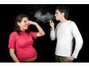 Бременност и пасивно пушене