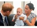 Синът на принц Хари и Меган вече говори с американски акцент