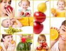 Плодово меню за здраве