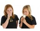 Интелигентните деца е по-вероятно да пият